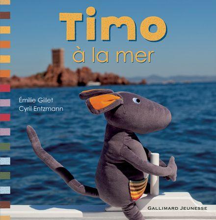 Timo à la mer - Cyril Entzmann, Émilie Gillet