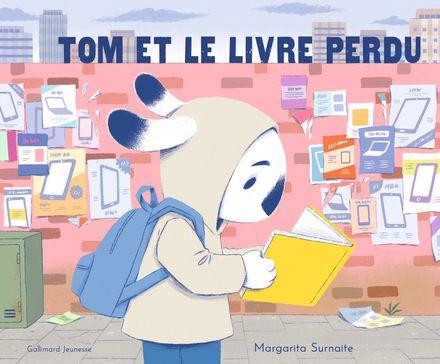 Tom et le livre perdu - Margarita Surnaite
