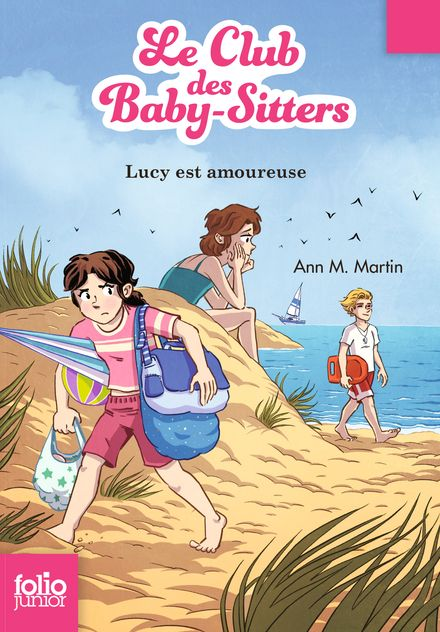 Lucy est amoureuse - Karim Friha, Ann M. Martin