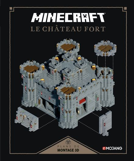Minecraft : Le château fort - Joe Bolder, Ryan Marsh