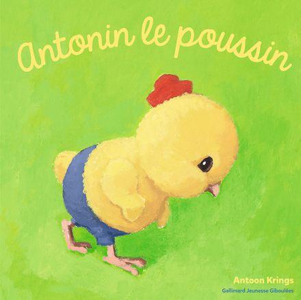 Antonin le poussin - Antoon Krings