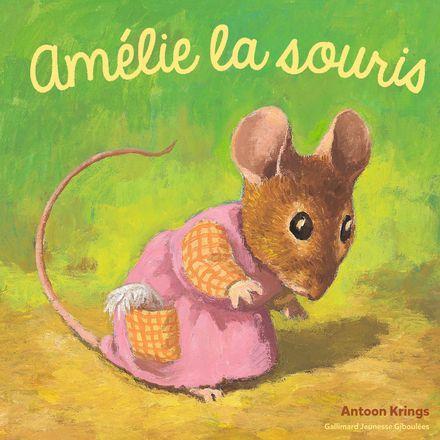 Amélie la souris - Antoon Krings