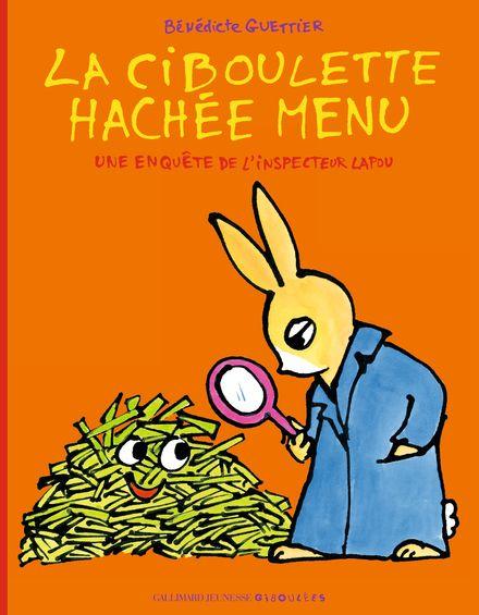La ciboulette hachée menu - Bénédicte Guettier