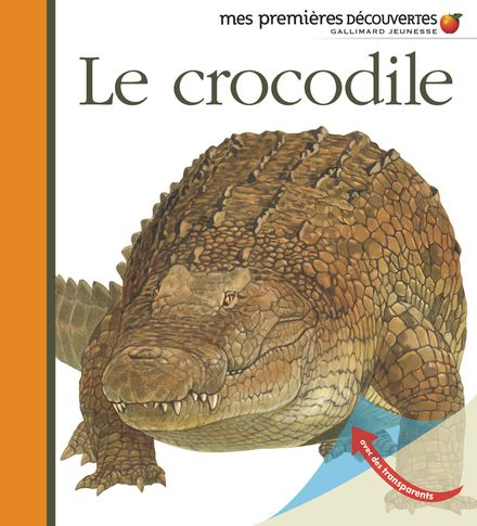 Le crocodile - Sylvaine Peyrols