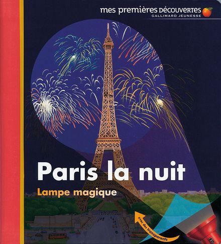 Paris la nuit - Gismonde Curiace, Claude Delafosse