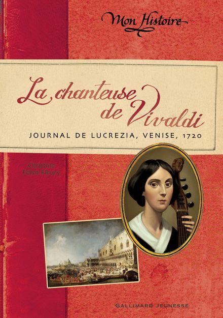 La chanteuse de Vivaldi - Christine Féret-Fleury