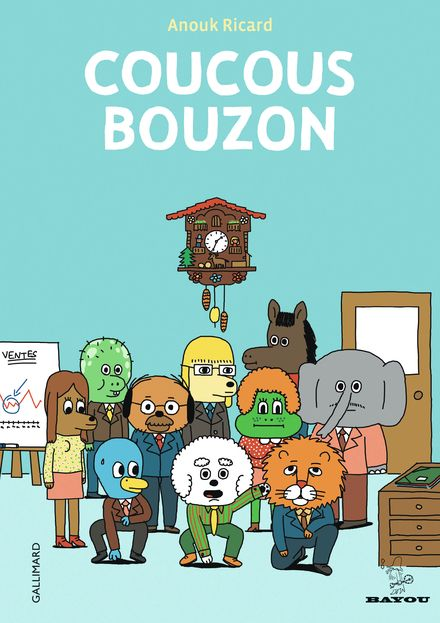 Coucous Bouzon - Anouk Ricard