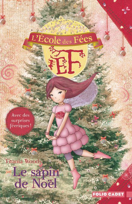 Le sapin de Noël - Smiljana Coh, Titania Woods
