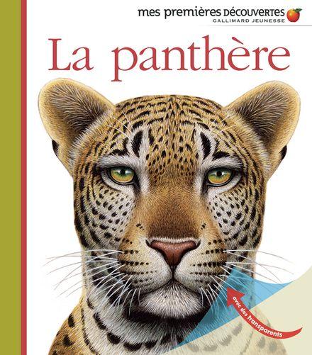 La panthère - Pierre de Hugo