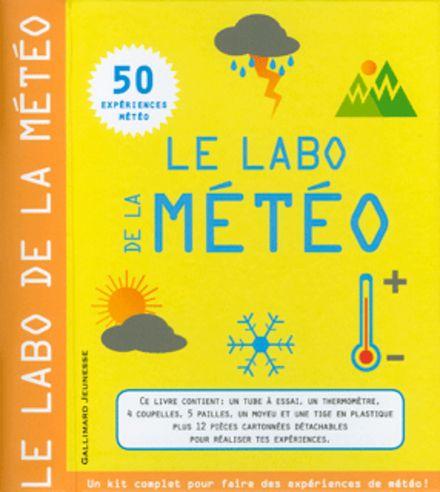 Le labo de la météo - Lisa Regan