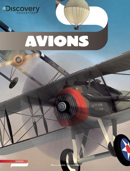 Avions - Nicolas Brasch