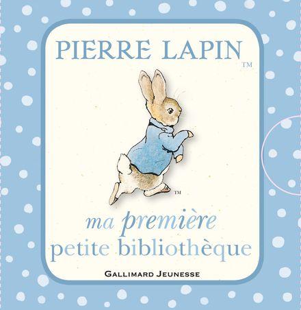 Ma première petite bibliothèque Pierre Lapin - Beatrix Potter