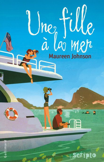 Une fille à la mer - Maureen Johnson