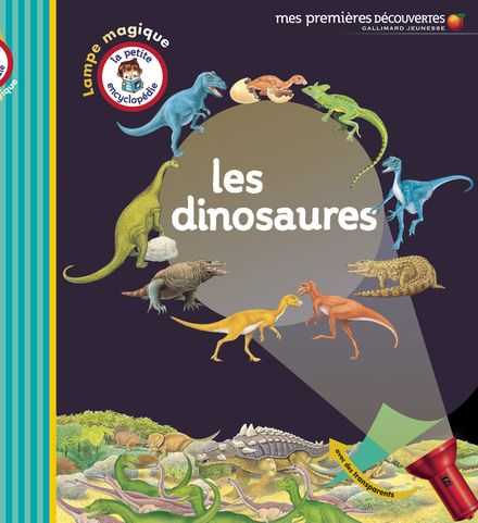 Les dinosaures -  un collectif d'illustrateurs, Delphine Gravier-Badreddine