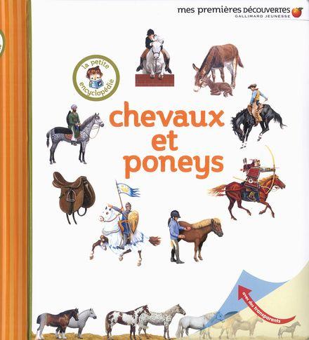 Chevaux et poneys -  un collectif d'illustrateurs, Delphine Gravier-Badreddine
