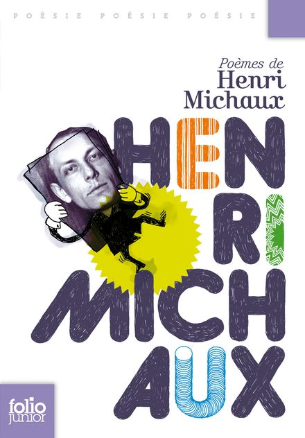 Poèmes - Jochen Gerner, Henri Michaux