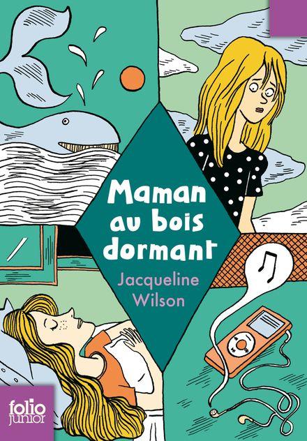 Maman au bois dormant - Nick Sharratt, Jacqueline Wilson