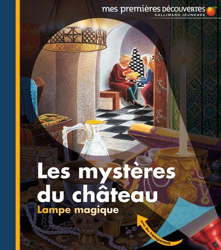 Les mystères du château - Claude Delafosse, Ute Fuhr, Raoul Sautai