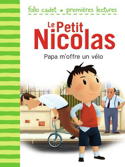 Papa m'offre un vélo - Emmanuelle Kecir-Lepetit