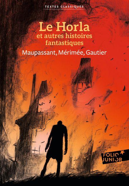 Le Horla et autres histoires fantastiques - Christophe Blain, Théophile Gautier, Guy de Maupassant, Prosper Mérimée