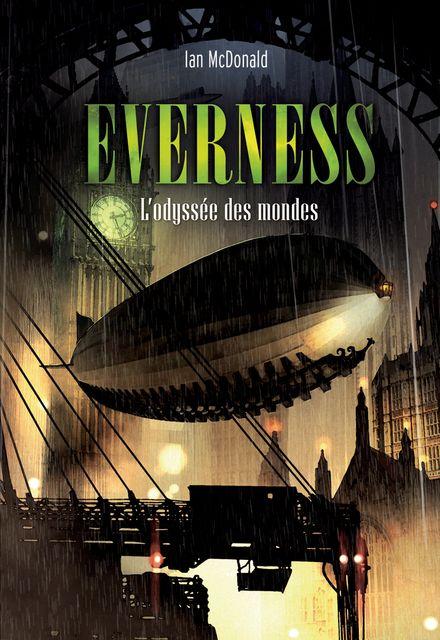 Everness - Ian McDonald