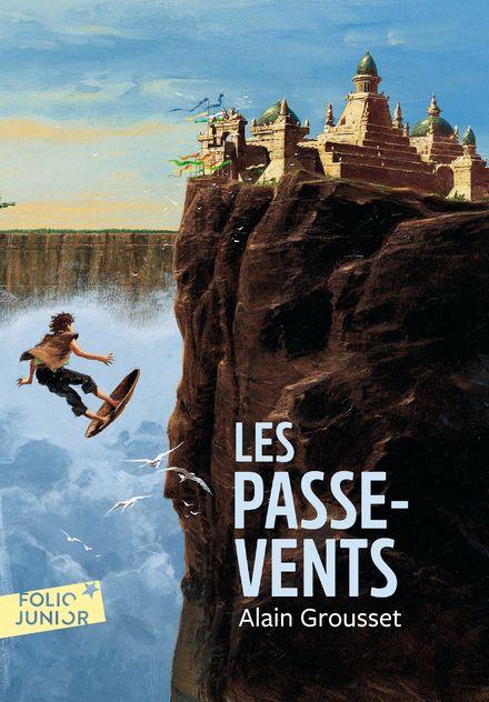 Les Passe-Vents - Alain Grousset,  Manchu