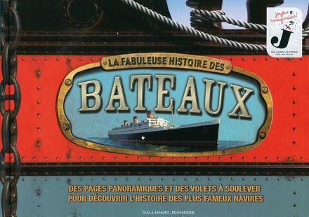 La fabuleuse histoire des bateaux - Nicholas Forder, Brian Lavery, Sebastian Quigley