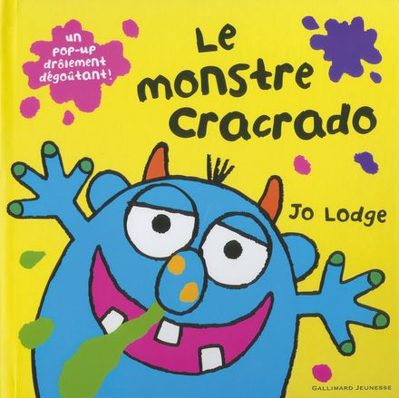 Le monstre cracrado - Jo Lodge