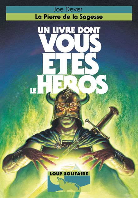 La Pierre de la Sagesse - Gary Chalk, Joe Dever