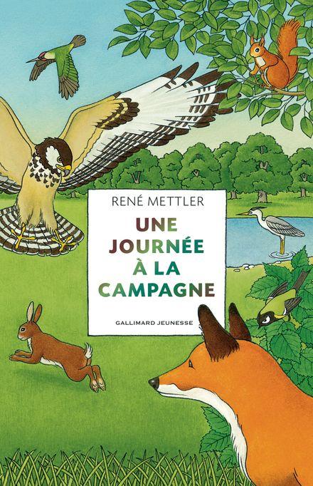 Une journée à la campagne - René Mettler