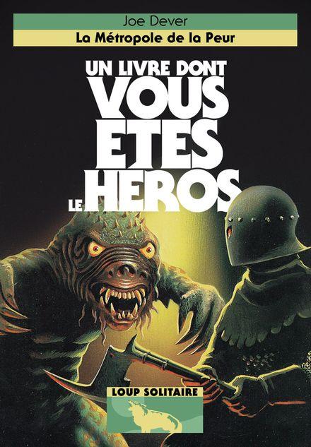 La Métropole de la Peur - Joe Dever, Brian Williams