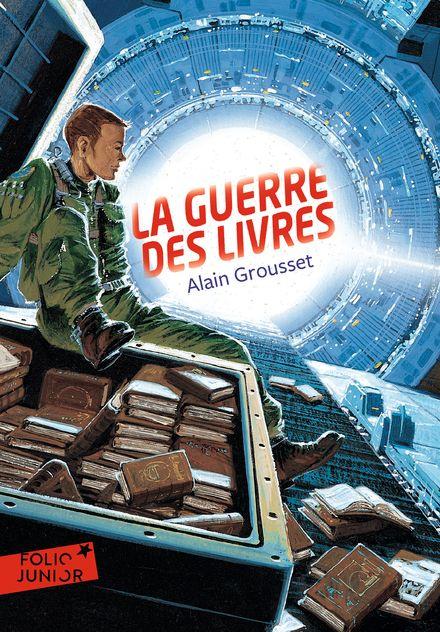 La guerre des livres - Alain Grousset,  Manchu