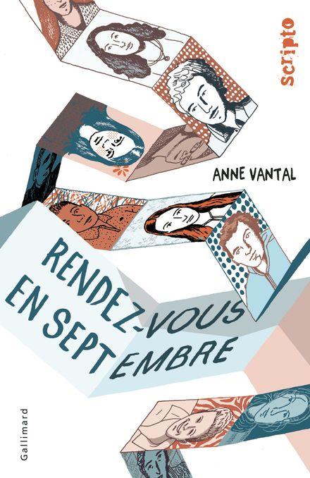 Rendez-vous en septembre - Anne Vantal