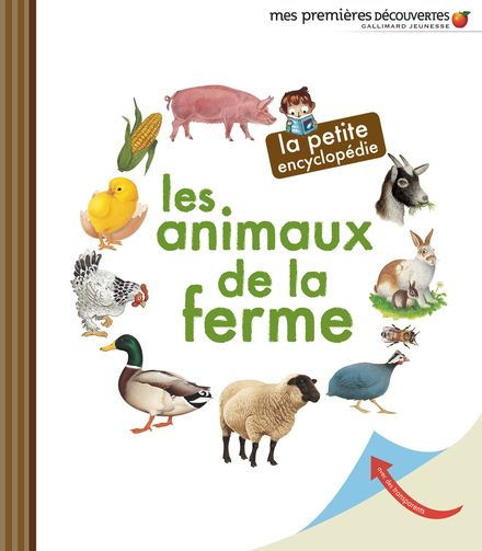 Les animaux de la ferme -  un collectif d'illustrateurs, Delphine Gravier-Badreddine