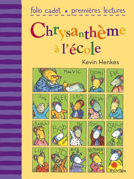 Chrysanthème à l'école - Kevin Henkes