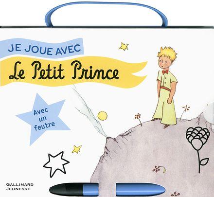 Je joue avec le Petit Prince - Delphine Gravier-Badreddine
