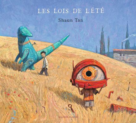 Les lois de l'été - Shaun Tan
