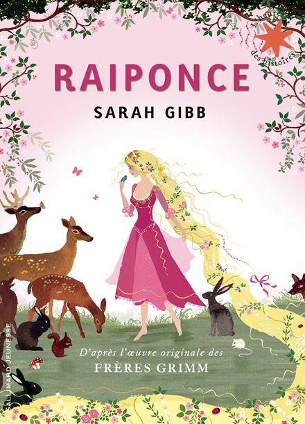 Raiponce - Sarah Gibb