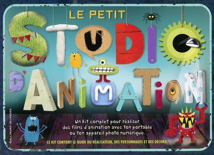 Le petit studio d'animation - Helen Piercy