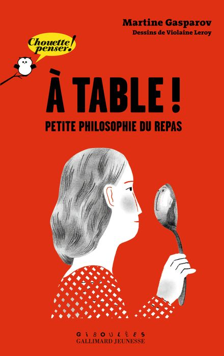 À table! - Martine Gasparov, Violaine Leroy