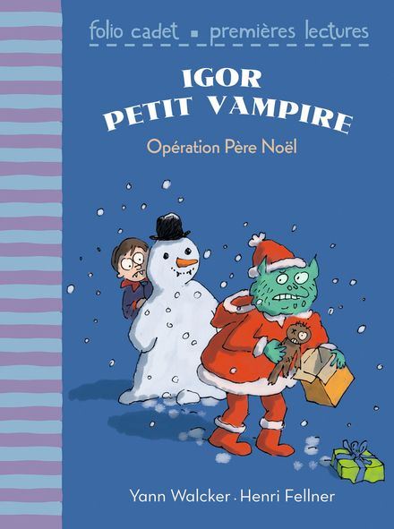 Opération Père Noël - Henri Fellner, Yann Walcker
