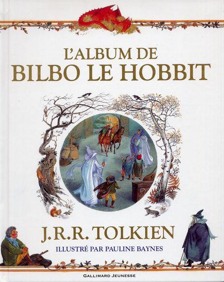 L'album de Bilbo le Hobbit - Pauline Baynes, J. R. R. Tolkien