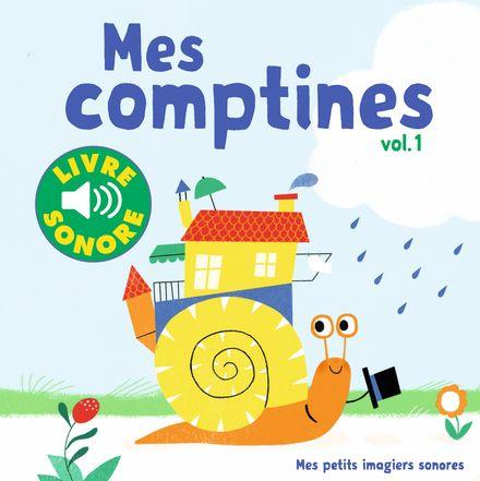 Mes comptines - Elsa Fouquier