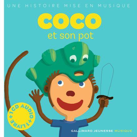 Coco et son pot - Paule Du Bouchet, Xavier Frehring