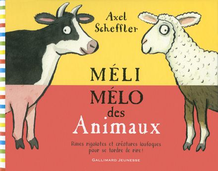 Méli-mélo des Animaux - Axel Scheffler