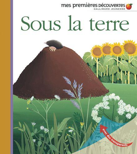 Sous la terre - Danièle Bour