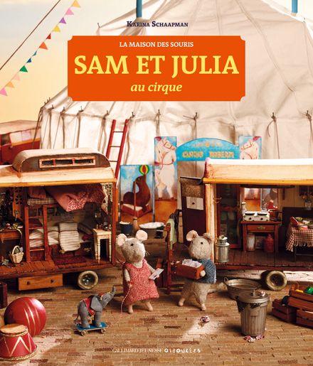 Sam et Julia au cirque - Karina Schaapman
