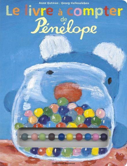 Le livre à compter de Pénélope - Anne Gutman, Georg Hallensleben