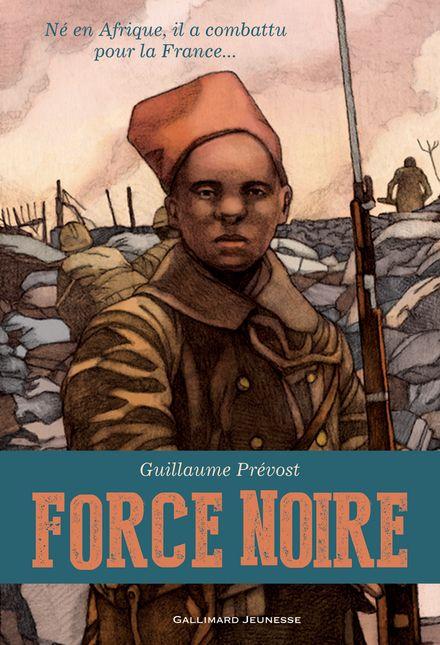 Force noire - Guillaume Prévost