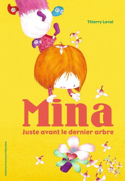 Mina, juste avant le dernier arbre - Thierry Laval